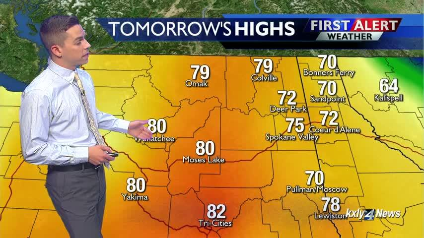 Evening Forecast for May 5
