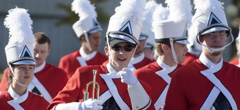 Musicians wanted to play in EWU pep band for weekend playoff game