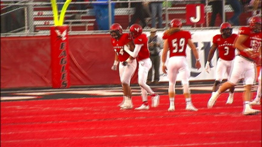Eastern Washington's defense trying to keep pace with offense