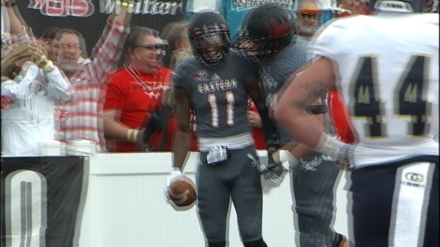 Kupp, Eastern Washington roll over UC Davis