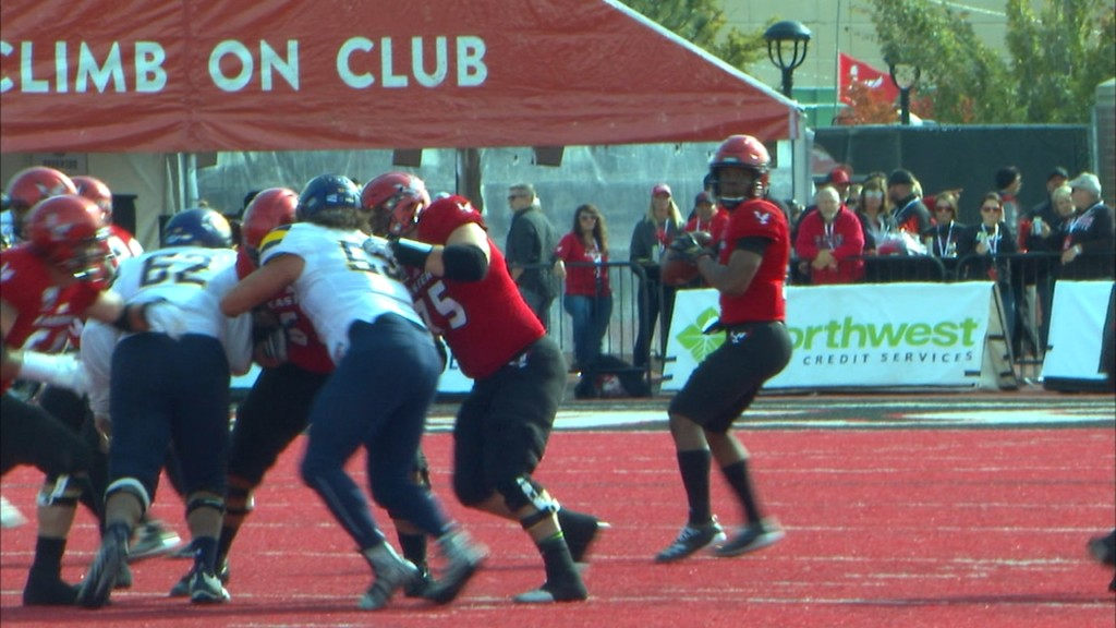 Eagles blow past Northern Colorado to move to 2-1 in Big Sky