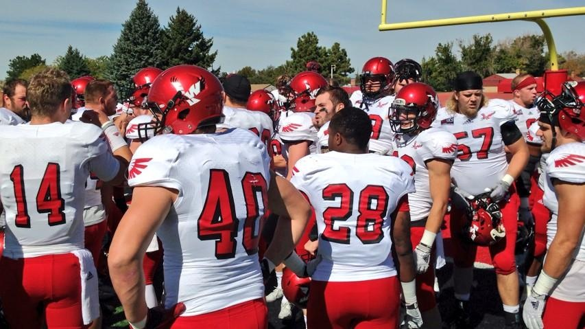 West Leads Eagles To Win