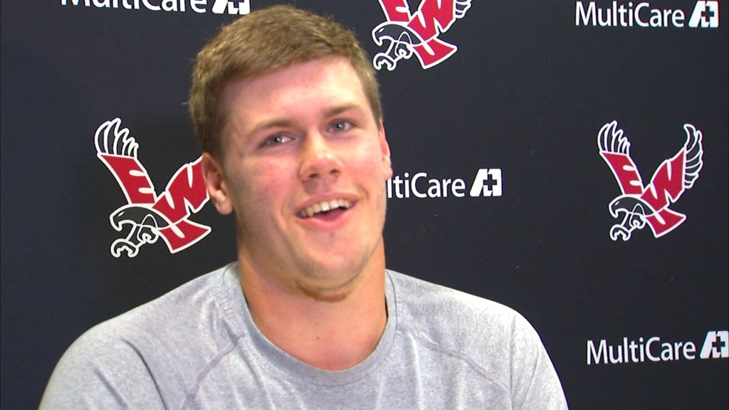 Eastern football pumped up for rivalry game with the Griz