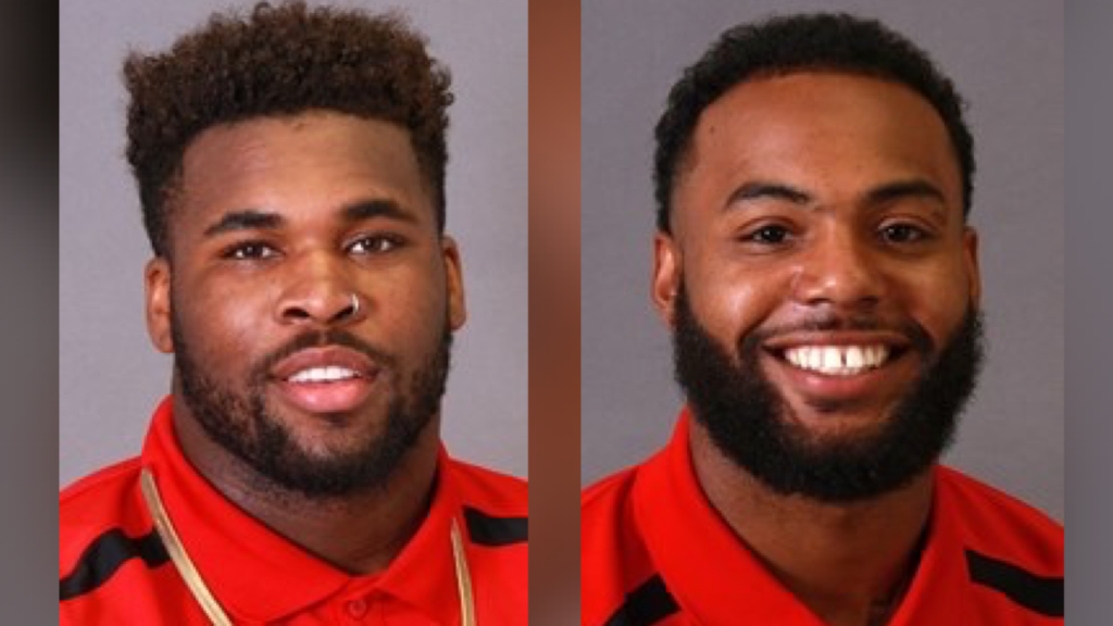 Two Eastern Washington University football players shot in downtown Spokane