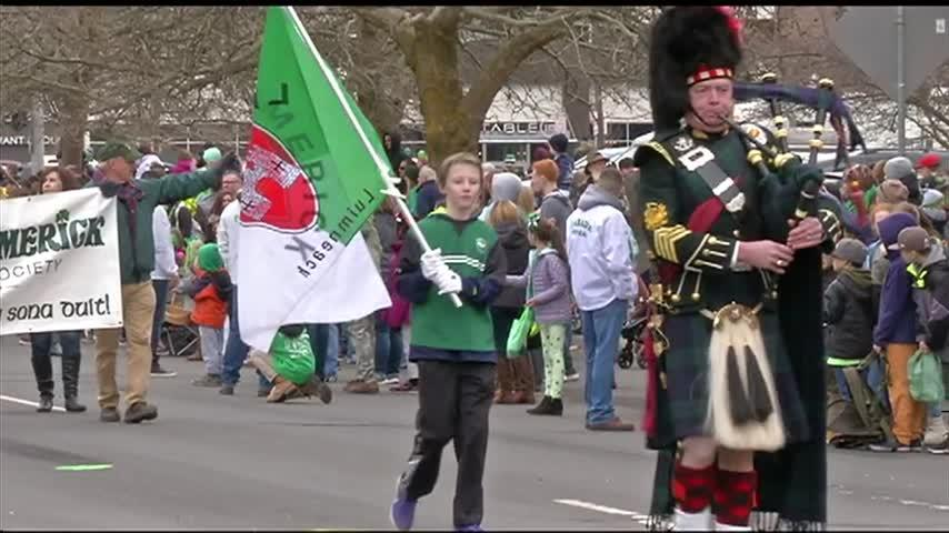 Expect extra police presence during Spokane's St. Patrick's Day parade