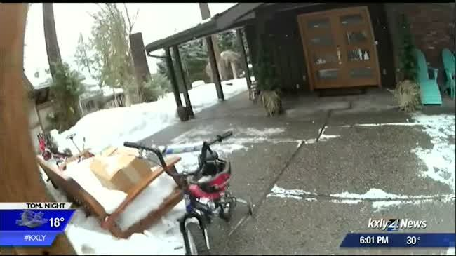 Extreme efforts to deter package thieves prompts warning