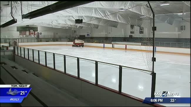 Extreme Team work continues on Eagles Ice-A-Rena