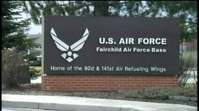 Fairchild Air Force Base crews respond to false alarm of suspicious package