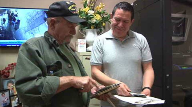 KXLY4 viewers help reunite Bonners Ferry man with old family photos