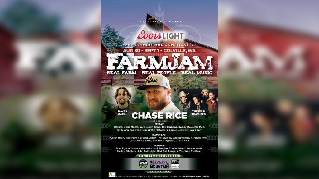 FarmJam has announced its summer lineup