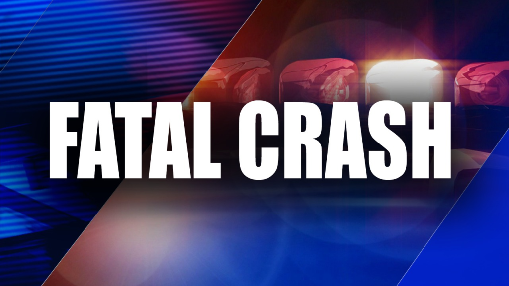 Fatal crash near Steptoe on State Route 195