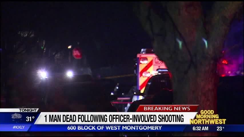 Spokane PD chief: Gun was not located at scene of police shooting