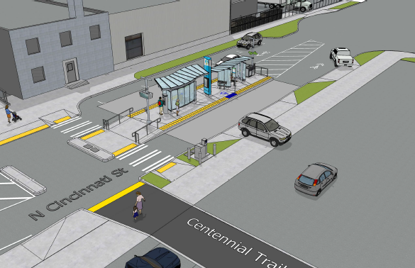 Construction of STA's Central City Line will start this year
