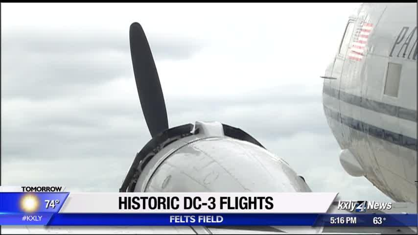 Felts Field Neighbors Day offers once in a lifetime flights