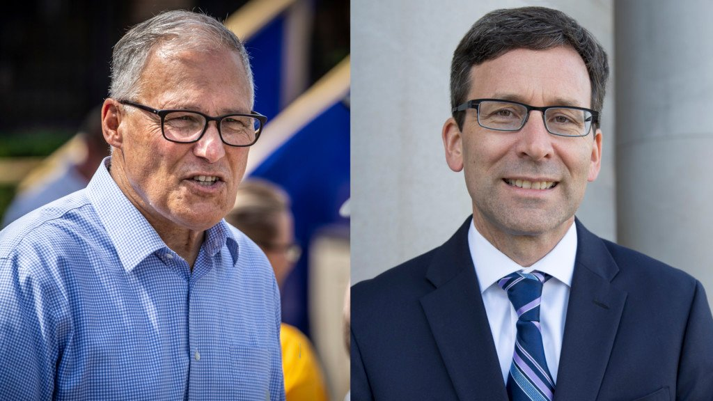 Petition to impeach Inslee, Ferguson gets thousands of signatures