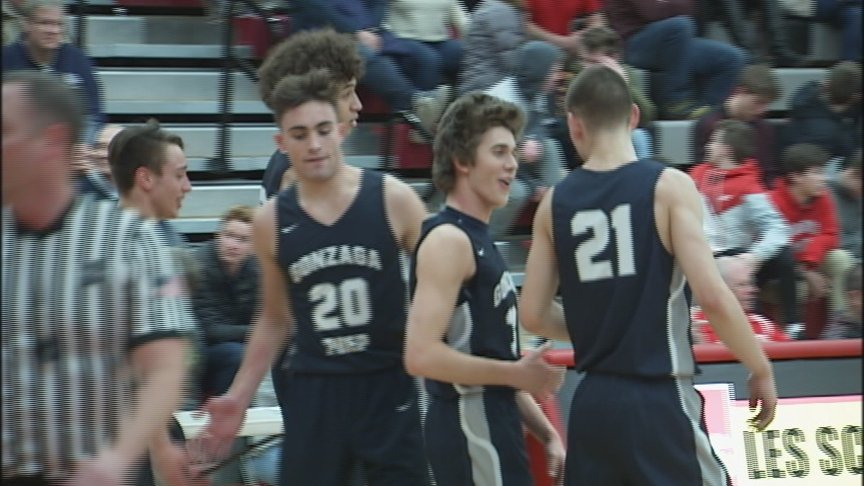 Gonzaga Prep remains undefeated in GSL, despite test from Ferris