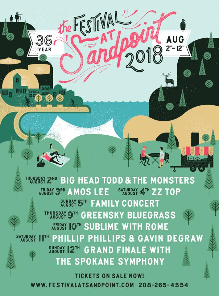 The Festival at Sandpoint announces lineup