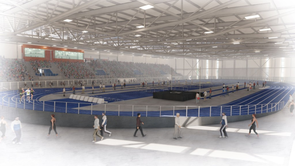 This is what the future Spokane Sportsplex will look like