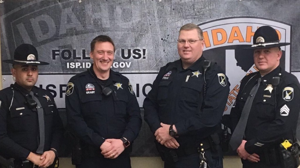 Doctors credit Idaho State Police with saving 2-year-old boy's life
