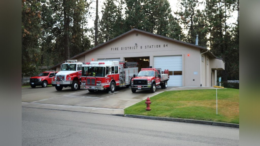 Ponderosa Fire Station 84 hosts open house