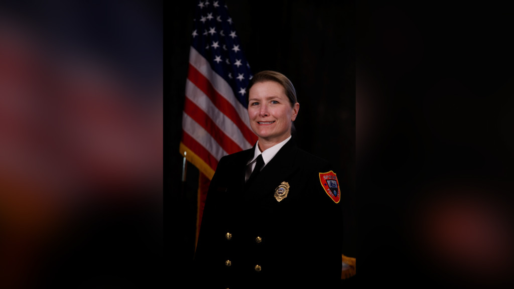 Spokane Fire Department appoints new fire marshal