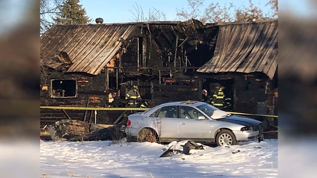 2-year-old dies in Sandpoint structure fire