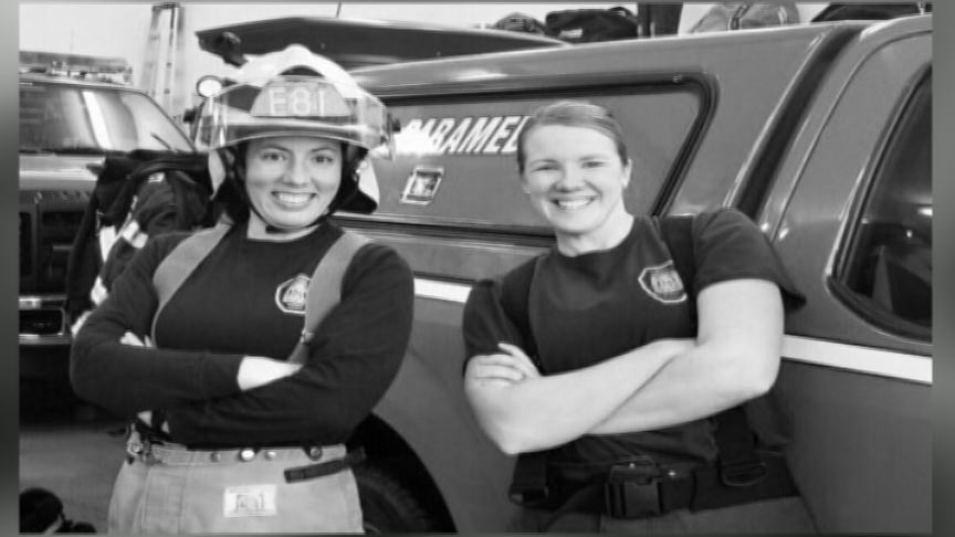 All-female team makes history at Fire District 8