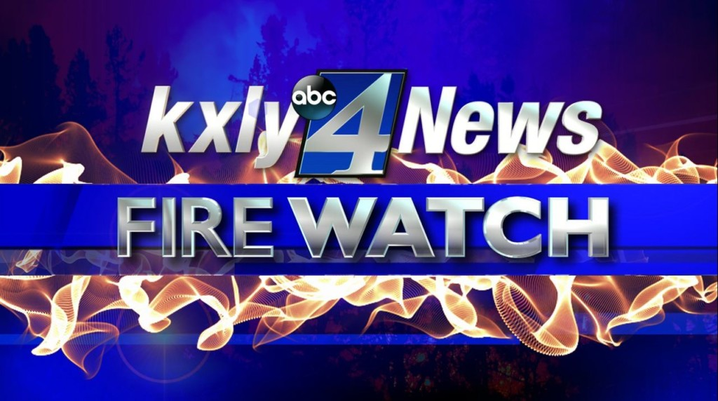 Crystal Fire burning 2,610 acres near Wenatchee