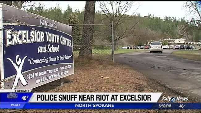 Five teenagers arrested at Excelsior during near riot