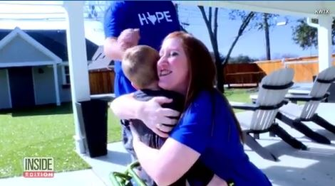 Family with sons in wheelchairs gets renovation from 'Fixer Upper' and Tim Tebow