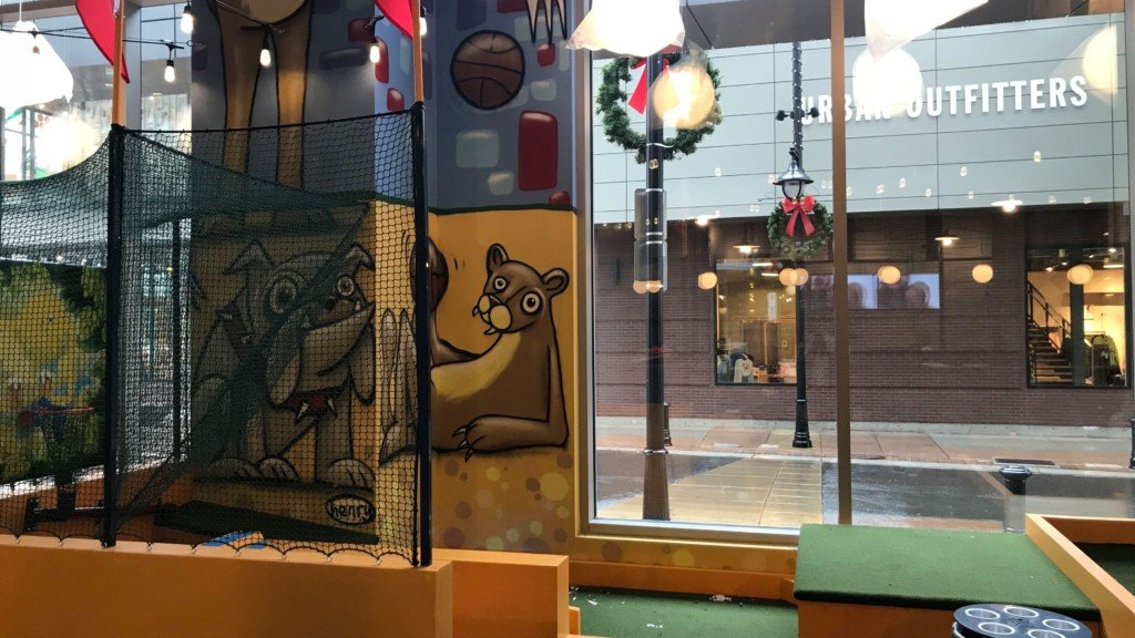 An inside look at the new Flatstick Pub in downtown Spokane