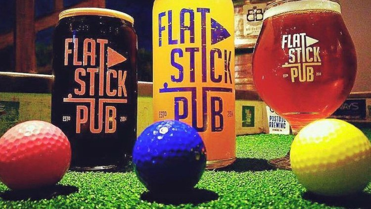 Flatstick Pub set to open in Spokane's M Building
