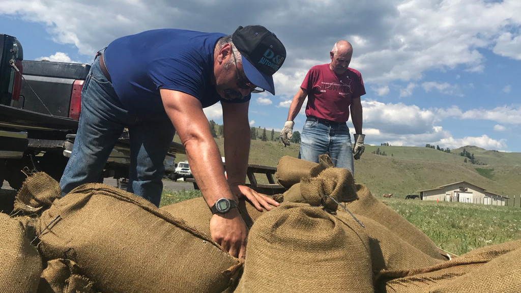Ferry County residents face flooding, prepare for worse conditions