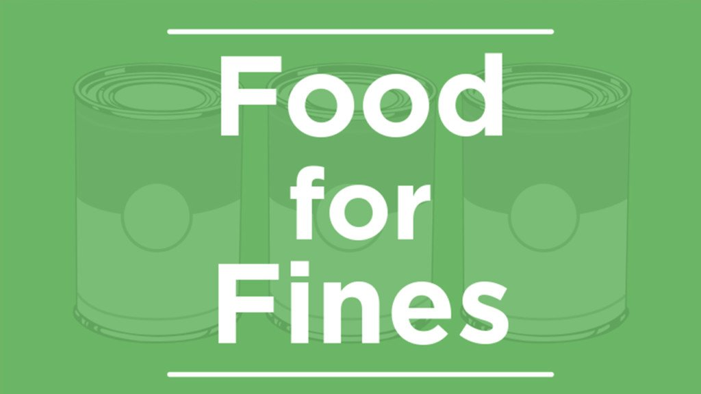 Food for Fines is back at Spokane Public Library