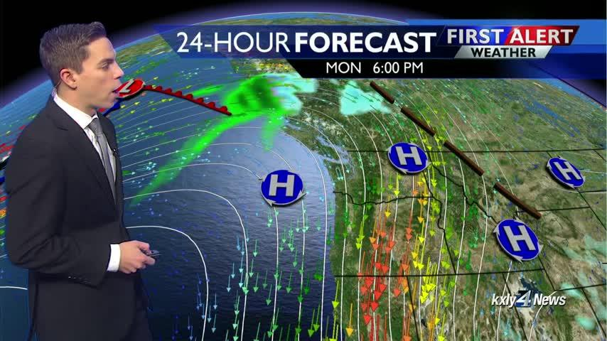 Forecast Focus for December 31