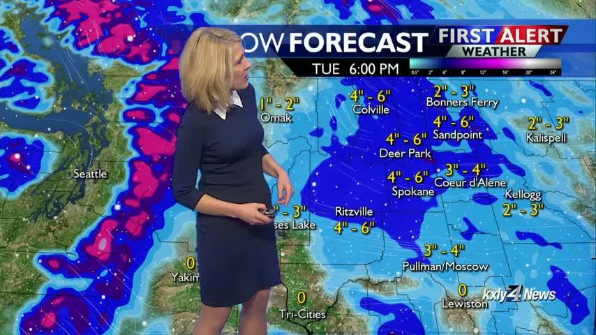 Forecast Focus for March 11