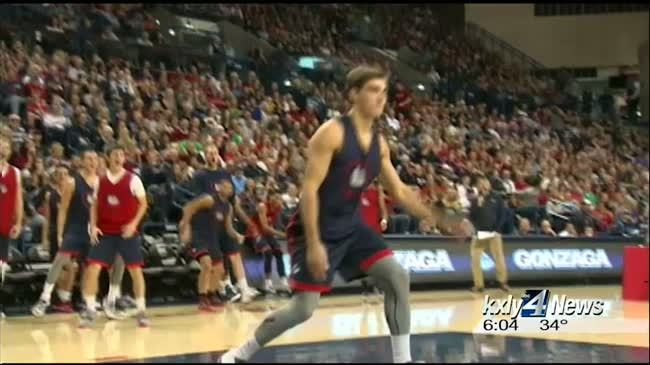 Former Zag Ready For Bama With Huskies