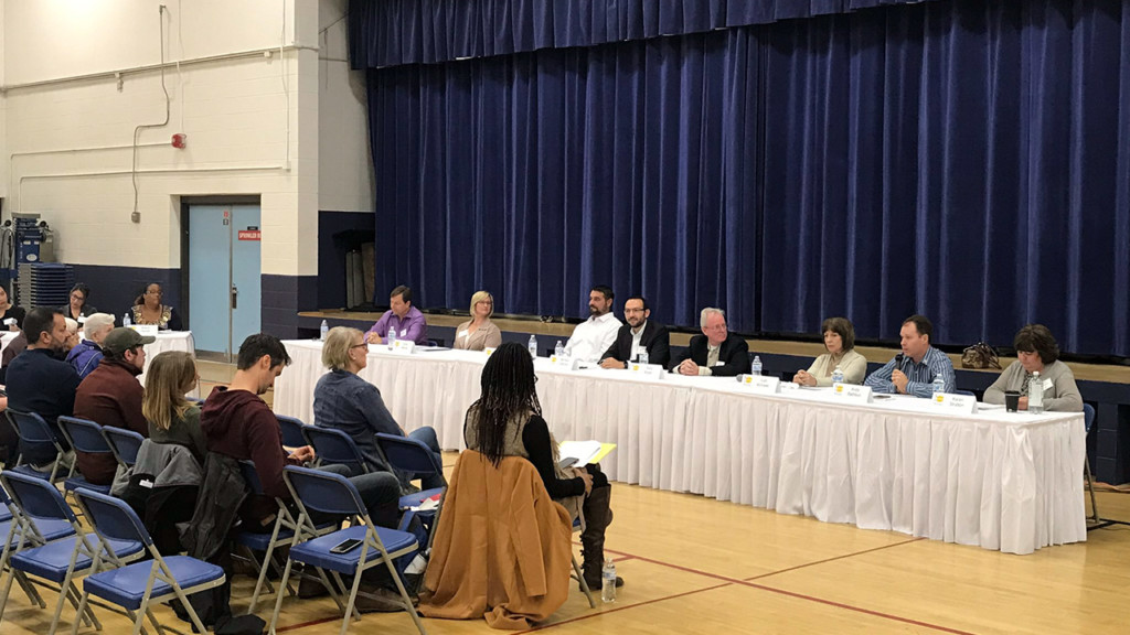 Spokane's city council candidates answer questions at diversity forum