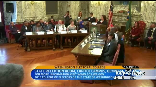 4 of 6 faithless electors nationwide from Washington state