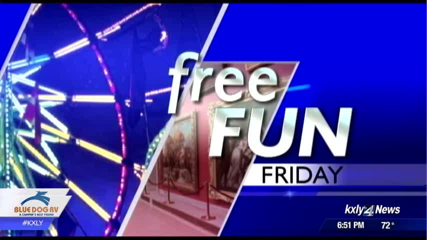 Free Fun Friday