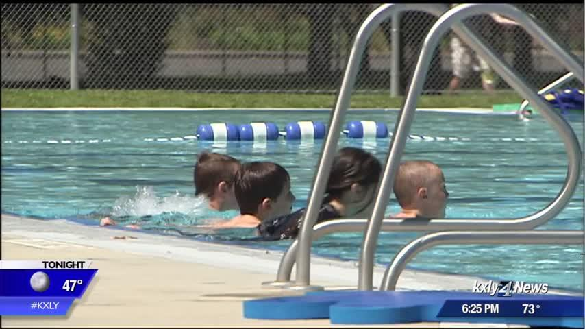 Shadle Aquatic Center closed for maintenance Sunday