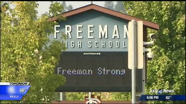 Freeman High School shooting: one year later
