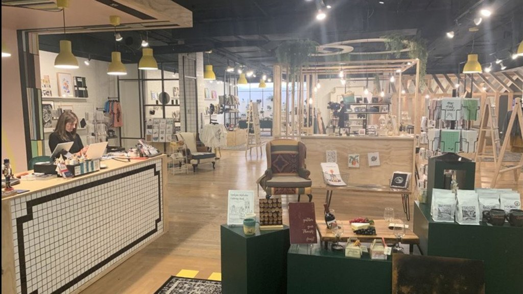 'From Here' offers unique shopping experience on Small Business Saturday