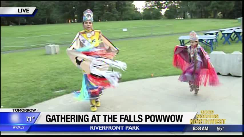 The Gathering at the Falls Powwow Celebrates 27 years this weekend