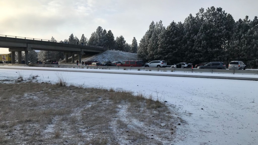 WSP responds to 47 crashes in one day across the Inland Northwest