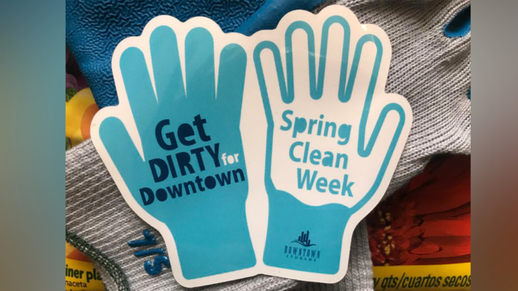 "Spokane invites you to ""Get Dirty for Downtown"""