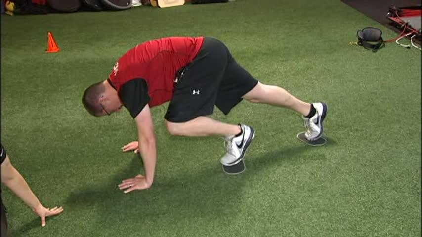 Multicare Rockwood Sports Performance shares drills to get your body Hoopfest ready
