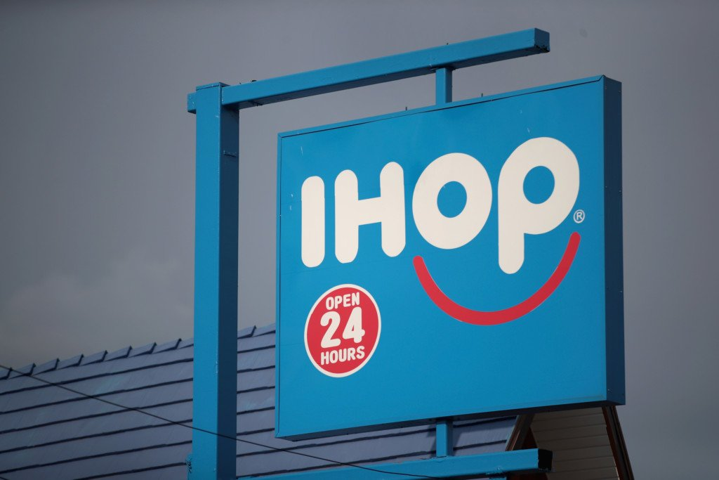 Get FREE pancakes at any IHOP location Tuesday