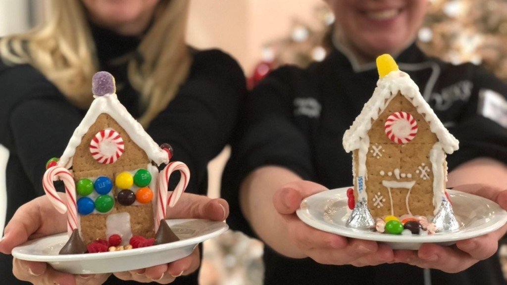 #happylife: The annual Gingerbread Build-Off for Christ Kitchen returns to Northern Quest