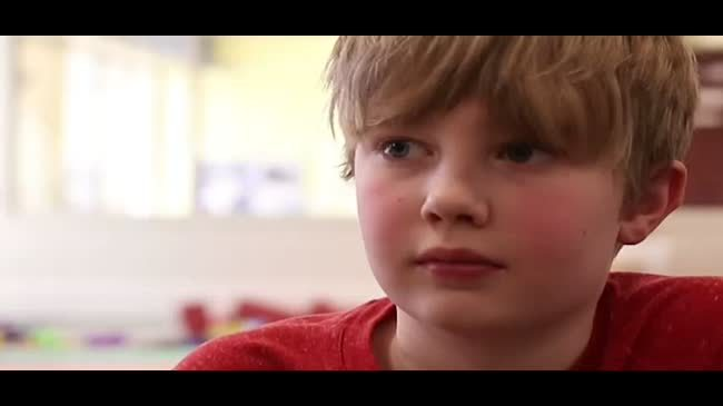 Give 4 Kids: Thor's story